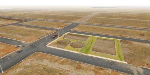 Loteamento Top Park, em Luís Eduardo Magalhães - Lote à venda, a melho infraestrutura da cidade