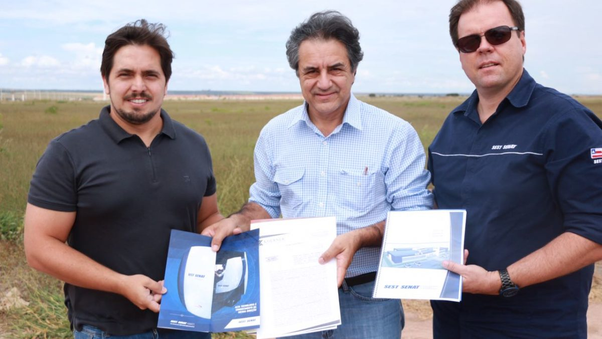 Terramac Imobiliária e Prefeitura de Luís Eduardo Magalhães viabilizam unidade do SEST/SENAT na cidade
