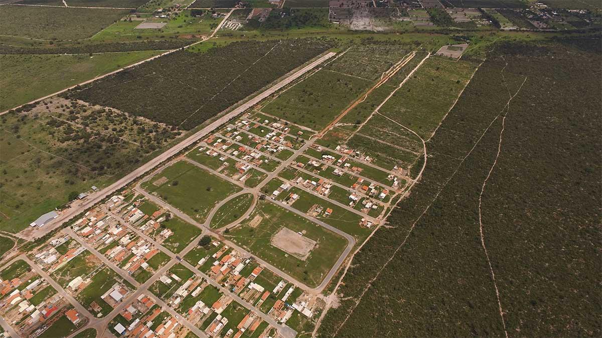 Área Rural à venda em Luís Eduardo Magalhães próximo da estação de tratamento