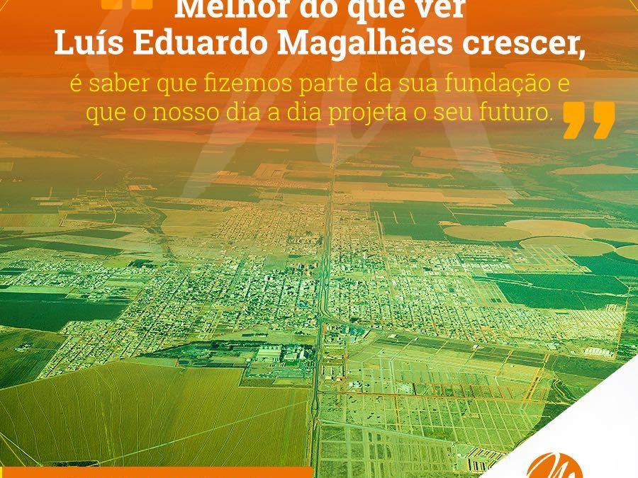 No aniversário da cidade, mostramos 5 motivos para morar em Luís Eduardo Magalhães