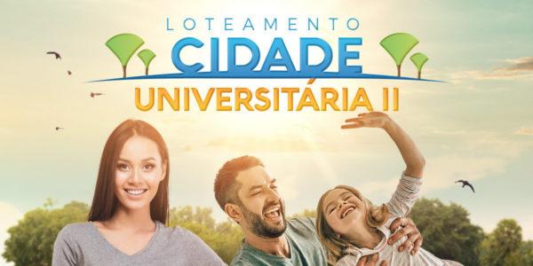 Loteamento Cidade Universitária II m Luís Eduardo Magalhães, BA