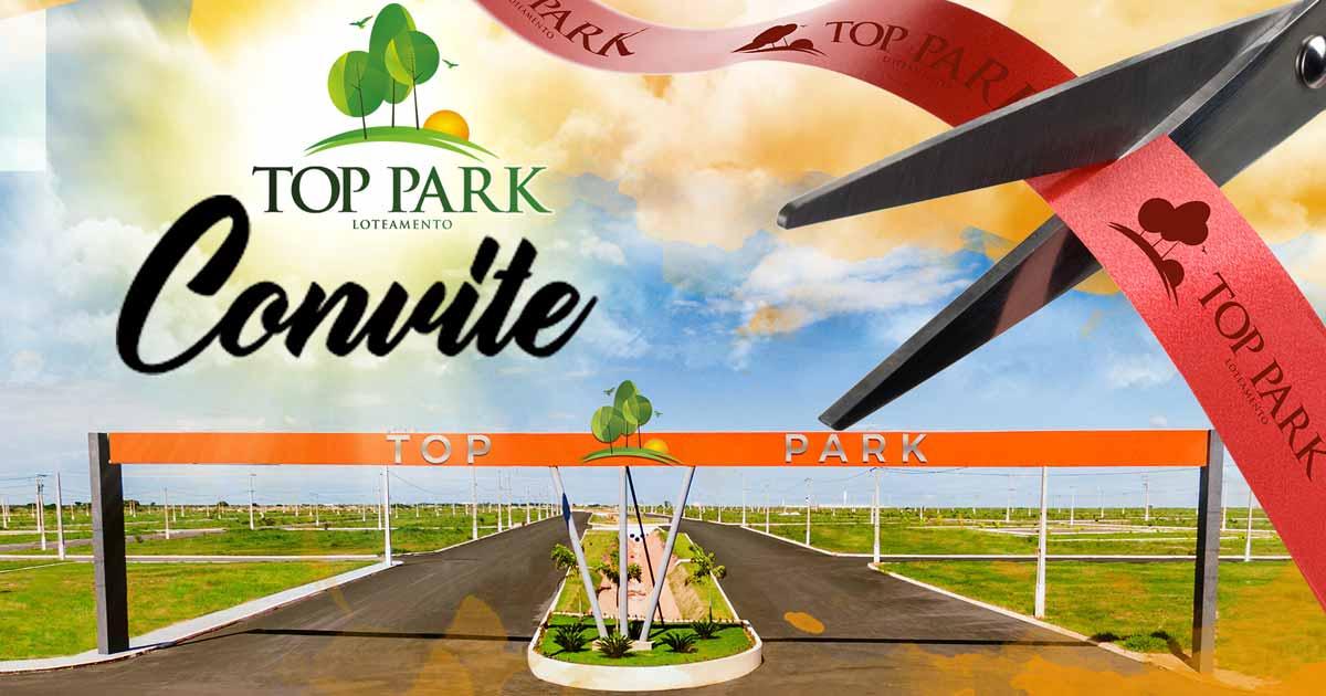 O mais novo bairro totalmente planejado de Luís Eduardo Magalhães, o Top Park terá seu evento de inauguração na próxima sexta-feira, dia 23/11/18, com início às 17h, bem na entrada do próprio empreendimento.