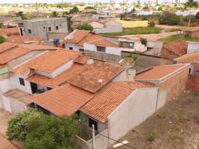 Casa à venda próxima da Rua Manoel Novaes, lote arborizado em Luís Eduardo Magalhães - LEM